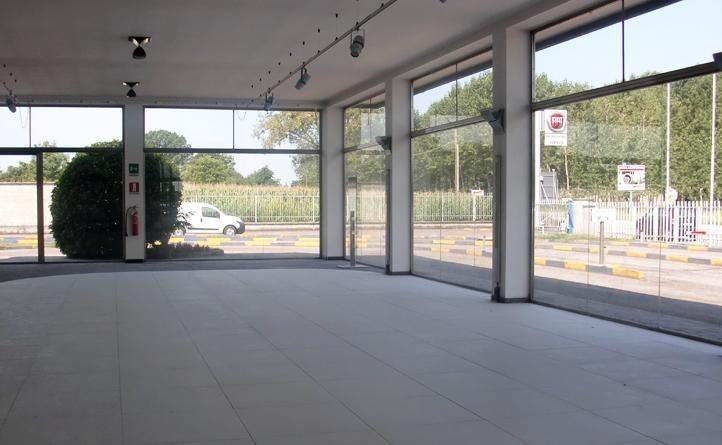 Ristrutturazione Concessionaria FIAT - Della Casa